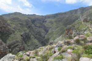 top of the kloof