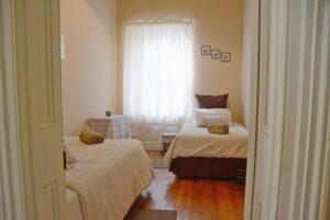 Manor House bedroom 1